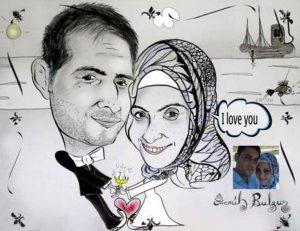 Portrait Cartoon