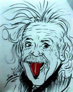 Einstein ile konuşmak